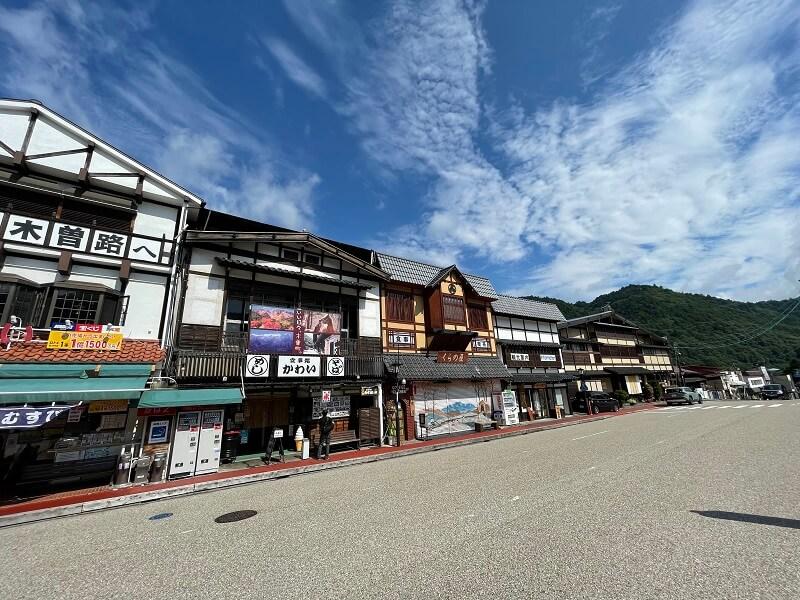 木曽福島で宿泊する旅館やホテルの選び方は?
